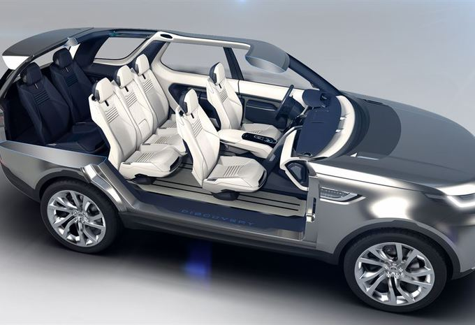 Land Rover Discovery Vision Concept #6