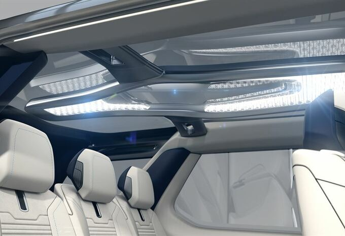 Land Rover Discovery Vision Concept #7