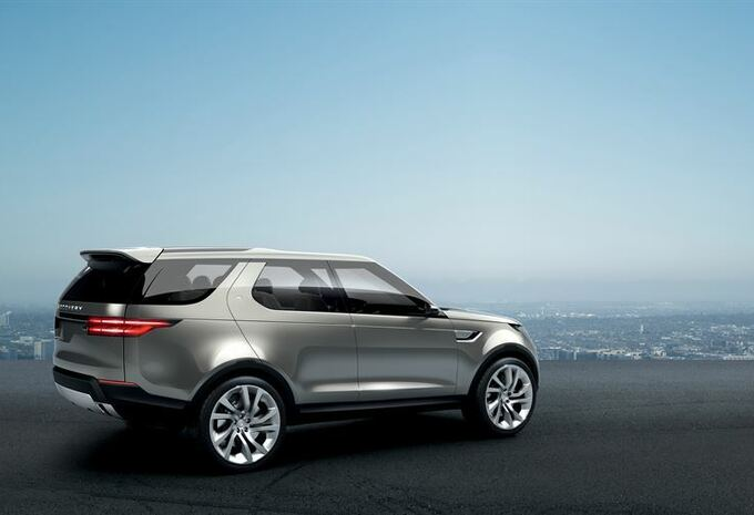 Land Rover Discovery Vision Concept #8