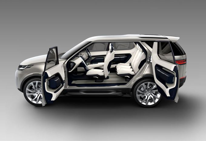 Land Rover Discovery Vision Concept #9