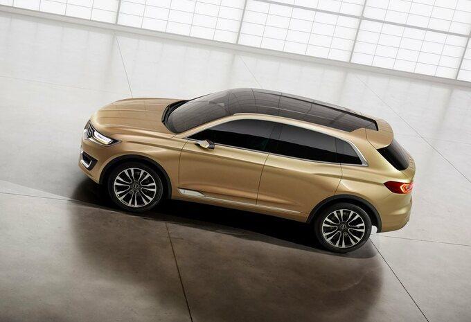 Lincoln MKX Concept #2