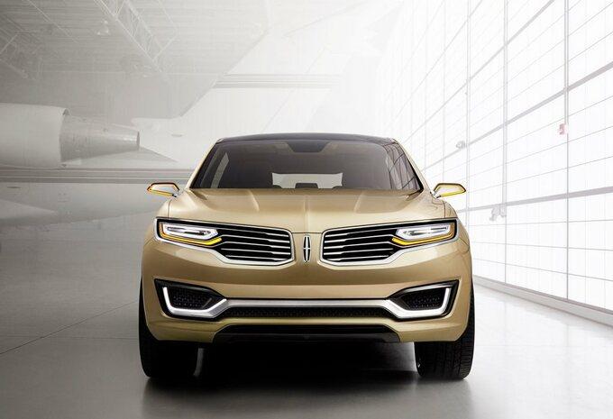 Lincoln MKX Concept #4
