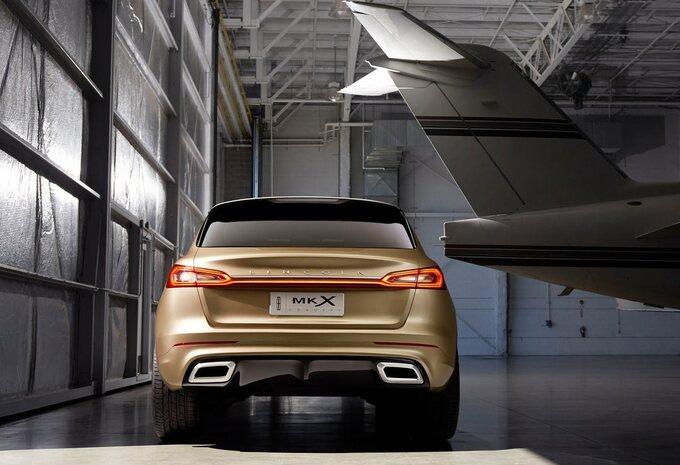 Lincoln MKX Concept #5