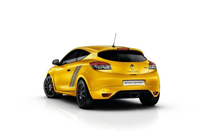 Renault Mégane RS 275 Trophy #3