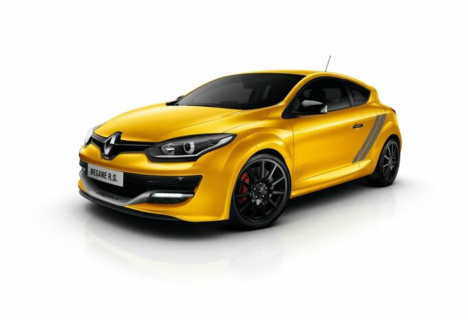 Renault Mégane RS 275 Trophy #4