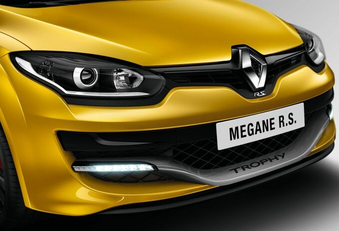 Renault Mégane RS 275 Trophy #5