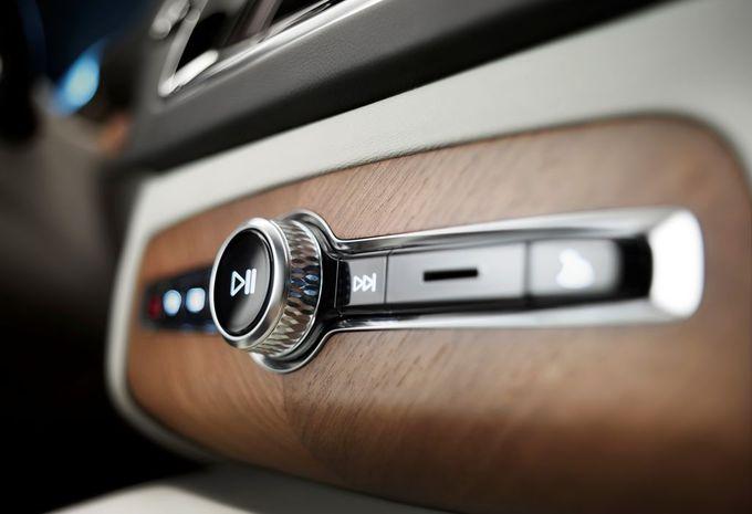 Nieuw model interieur van de nieuwe volvo xc90 onthuld for Interieur xc90