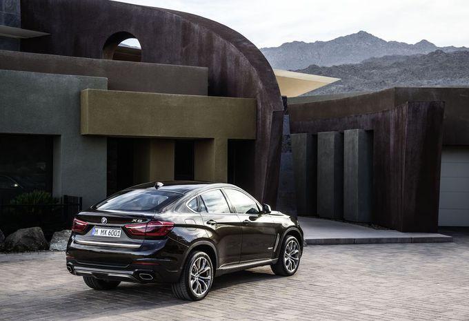 Nieuwe BMW X6 blijft coupélook trouw #13