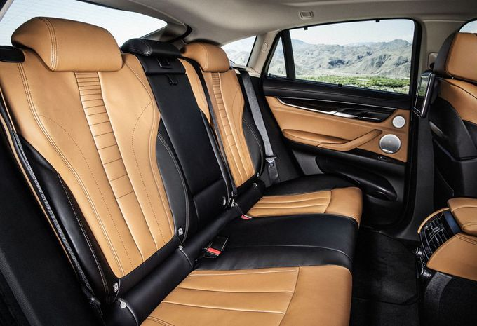 Nieuwe BMW X6 blijft coupélook trouw #8
