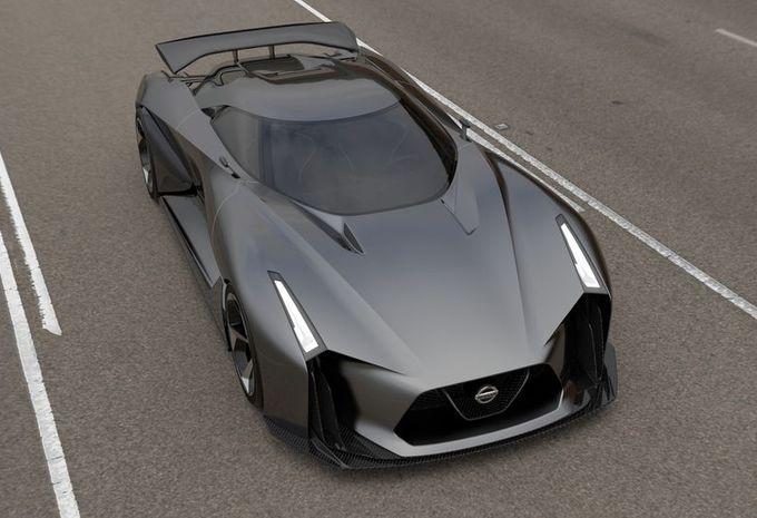 Nissan Concept 2020 Vision Gran Turismo #3