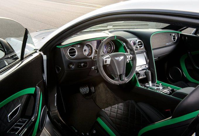 Een 'lichtgewicht' Bentley Continental #5