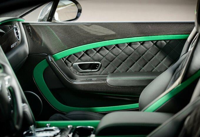Een 'lichtgewicht' Bentley Continental #6