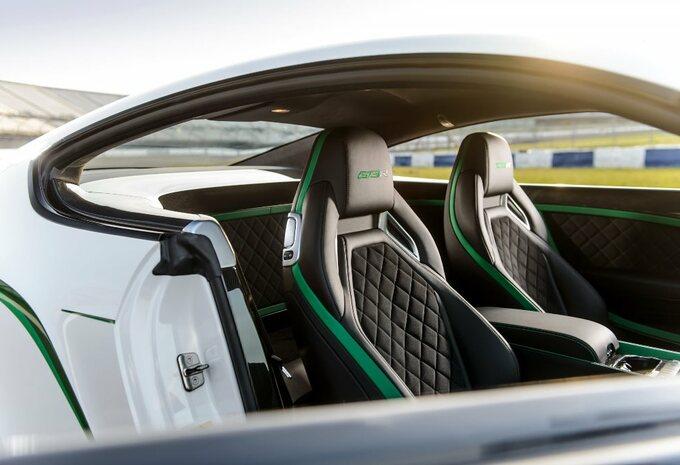 Een 'lichtgewicht' Bentley Continental #8
