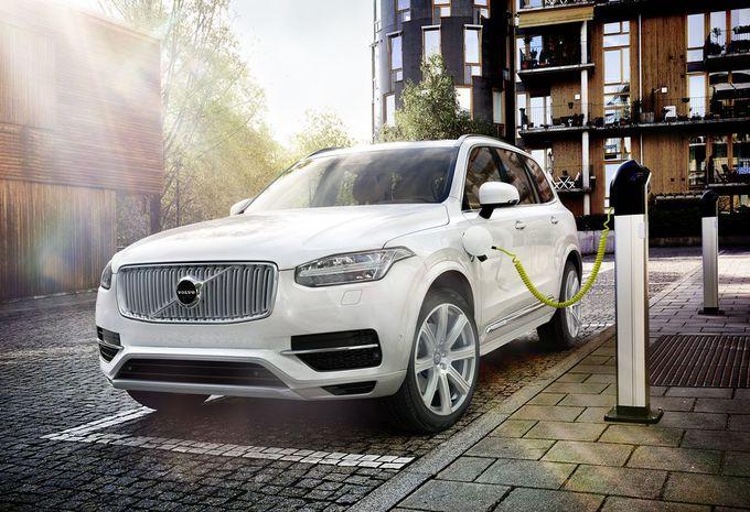 Nieuwe modellen / Uitgebreid veiligheidsschild voor Volvo XC90