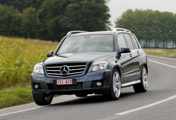 test mercedes glk 320 cdi autogids. Black Bedroom Furniture Sets. Home Design Ideas