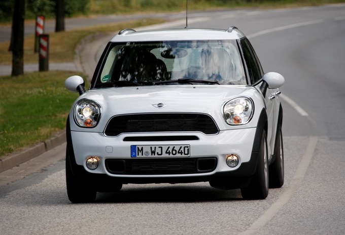 essai mini countryman cooper s all 4 moniteur automobile. Black Bedroom Furniture Sets. Home Design Ideas