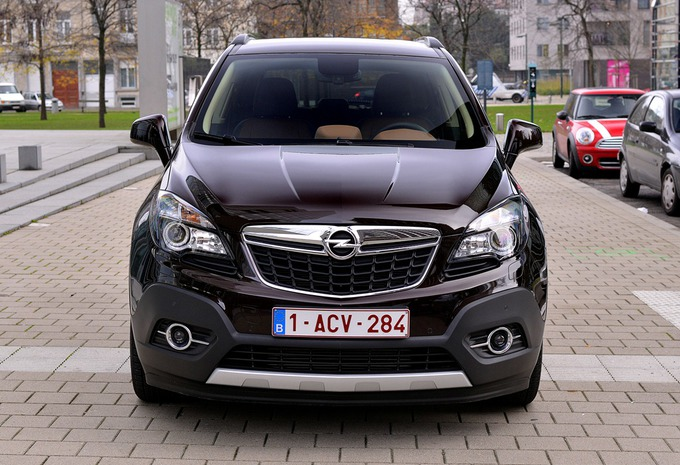 essai opel mokka 1 4 t 4x4 moniteur automobile. Black Bedroom Furniture Sets. Home Design Ideas