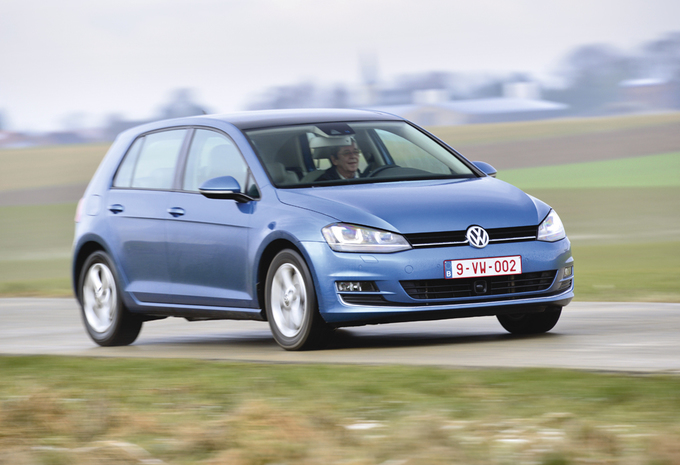 test volkswagen golf 2 0 tdi 150 dsg autogids. Black Bedroom Furniture Sets. Home Design Ideas