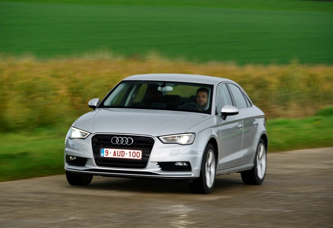test audi a3 berline 1 4 tfsi 140 autogids. Black Bedroom Furniture Sets. Home Design Ideas