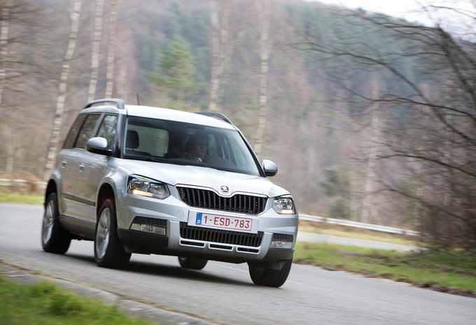 essai skoda yeti 2 0 tdi 110 4x4 moniteur automobile. Black Bedroom Furniture Sets. Home Design Ideas