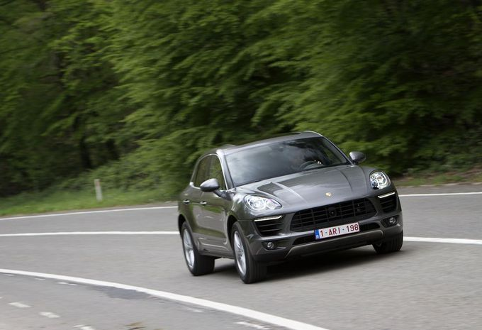 essai porsche macan s moniteur automobile. Black Bedroom Furniture Sets. Home Design Ideas