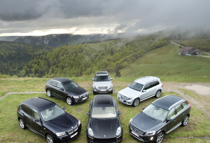 Essai Comparatif Audi Q5 3 0 Tdi Quattro Bmw X3 Xdrive