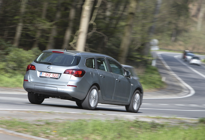 Test Opel Astra Sports Tourer 1.6 CDTI 136 - AutoGids
