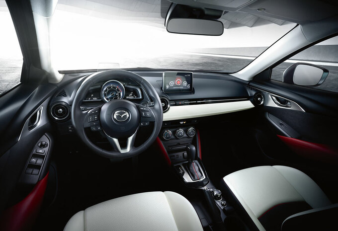 test mazda cx 3 skyactiv d 2015 autowereld. Black Bedroom Furniture Sets. Home Design Ideas