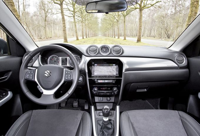 essai suzuki vitara 1 6 ddis 4x4 moniteur automobile. Black Bedroom Furniture Sets. Home Design Ideas