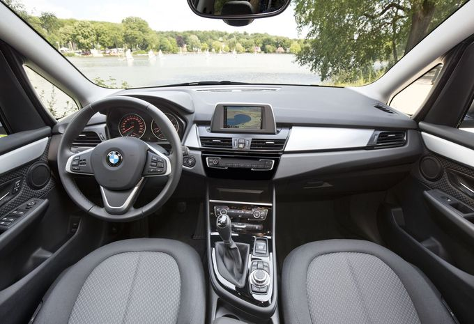 essai nouvelle bmw 216d gran tourer moniteur automobile. Black Bedroom Furniture Sets. Home Design Ideas