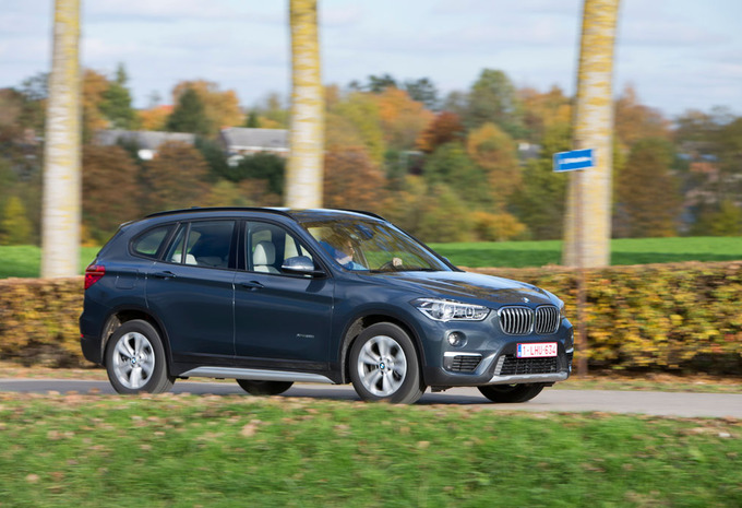 essai bmw x1 xdrive 20i moniteur automobile. Black Bedroom Furniture Sets. Home Design Ideas