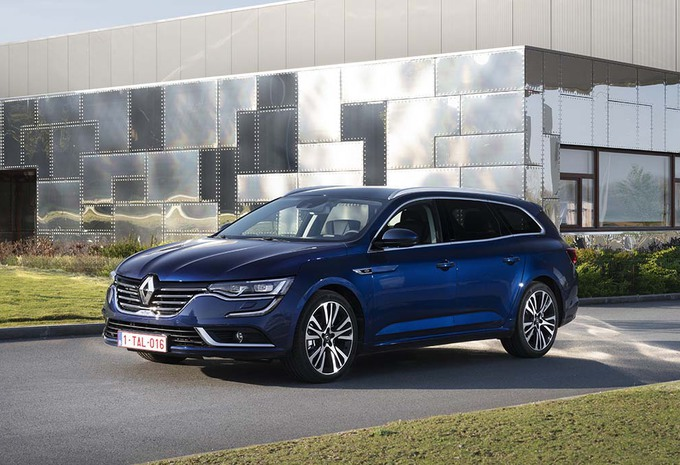 test renault talisman grandtour stijlvol autogids. Black Bedroom Furniture Sets. Home Design Ideas