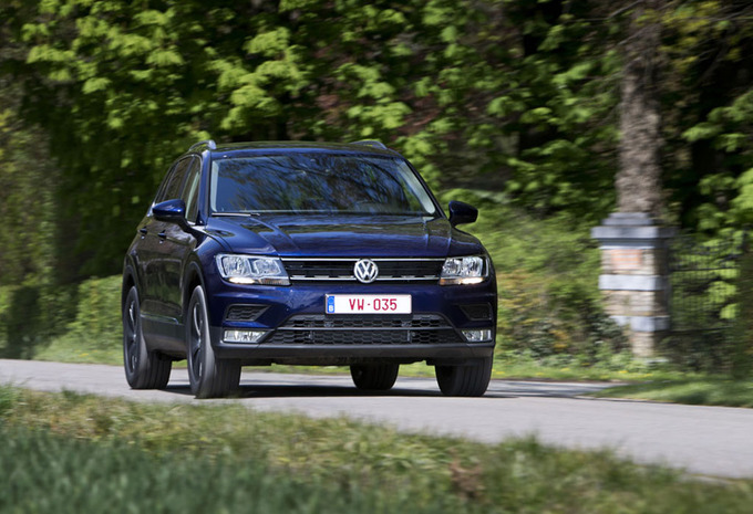 essai comparatif volkswagen tiguan vs concurrentes 2016. Black Bedroom Furniture Sets. Home Design Ideas
