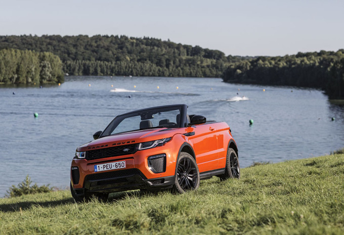 range rover evoque convertible td4 180 2016 autogids. Black Bedroom Furniture Sets. Home Design Ideas
