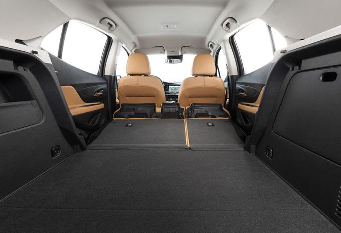 essai opel mokka x 2016 moniteur automobile. Black Bedroom Furniture Sets. Home Design Ideas