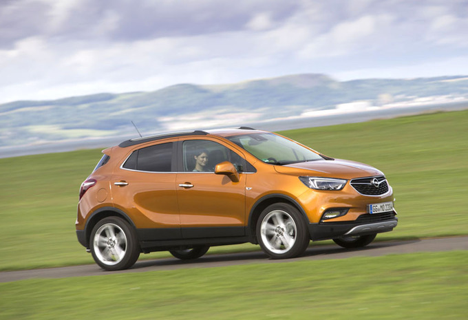 essai opel mokka x 2016 moniteur automobile. Black Bedroom Furniture Sets. Home Design Ideas