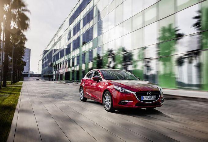 Mazda 3 2017 : bon millésime #1