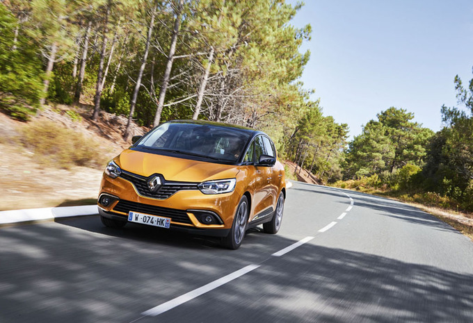 Renault Scénic 1.5 dCi 110 : Le bon choix #1