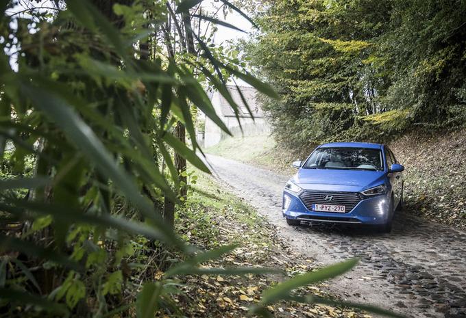 Hyundai Ioniq Hybrid : l'anti-Prius #1