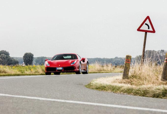 Ferrari 488 GTB : Geven en nemen #1