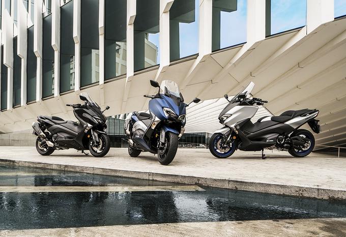 Yamaha TMAX : Baas blijven #1