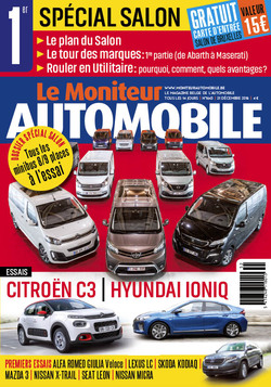 Moniteur Automobile magazine n° 1643