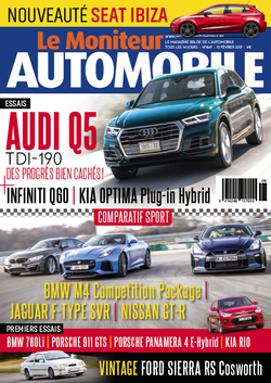 Moniteur Automobile magazine n° 1647