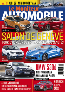 Moniteur Automobile magazine n° 1649