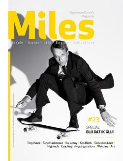 Miles Gentleman Driver's Magazine #23