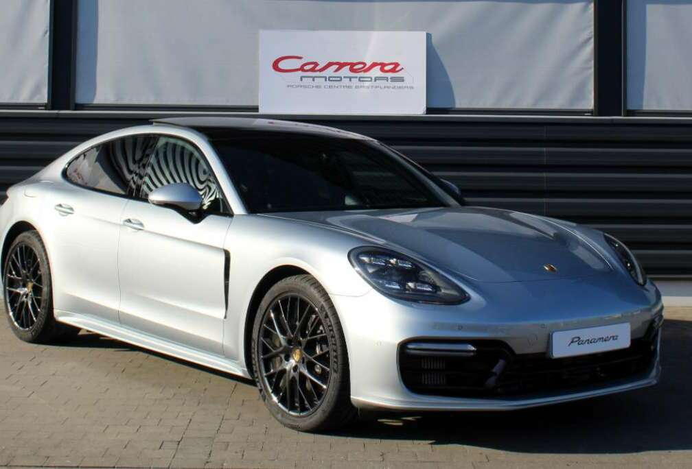 Porsche 4 10 Year Edition 2.9 V6 New Car 106990 € + BTW