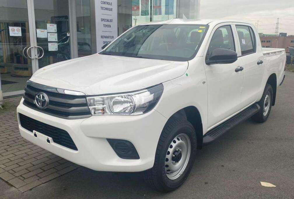 Toyota MEDIUM 3.0L MT 2021 *ONLY FOR EXPORT OUT OF EU*