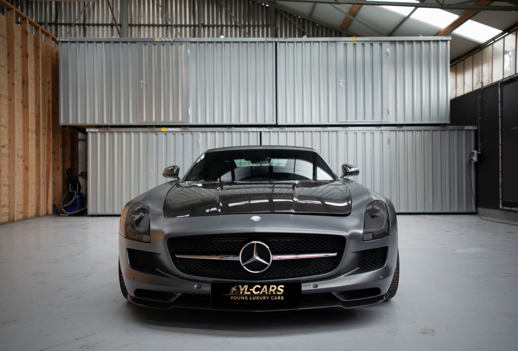 Mercedes-Benz AMG Roadster GT Final Edition 1 of 350 Carbon