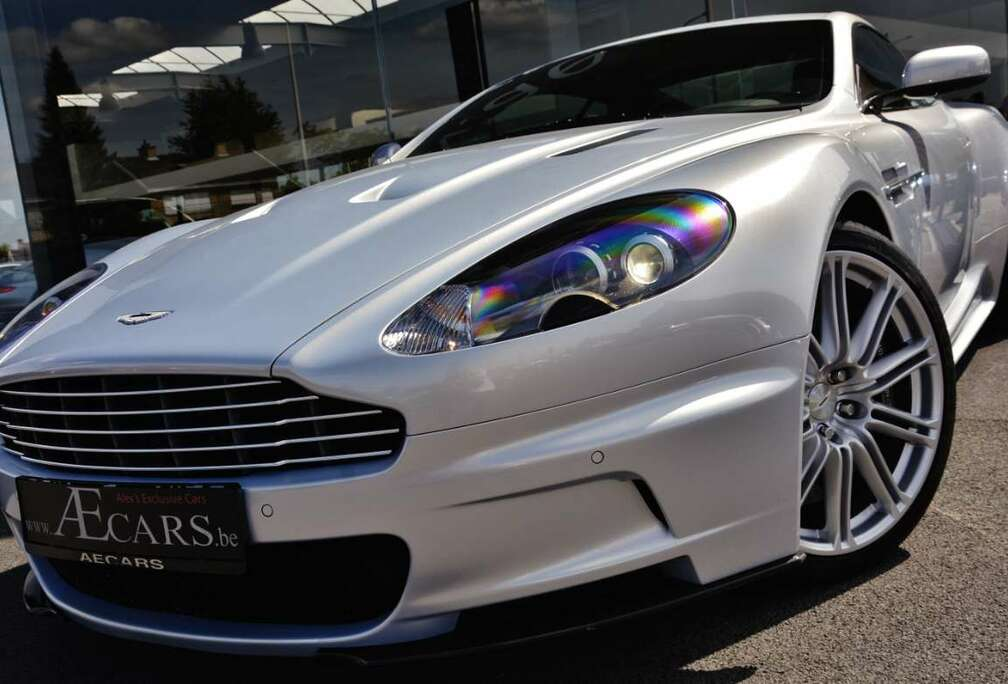 Aston Martin *** DBS / TOUCHTRONIC / FULL HISTORY / 1 OWNER ***