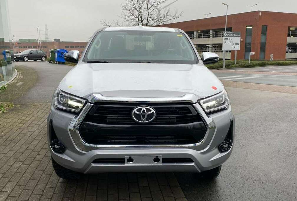 Toyota 2.8D DC AT FULL TROPICAL 2021  *ONLY FOR EXPORT*
